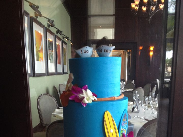 Tmx 1413952036471 Img3269 Vero Beach wedding cake