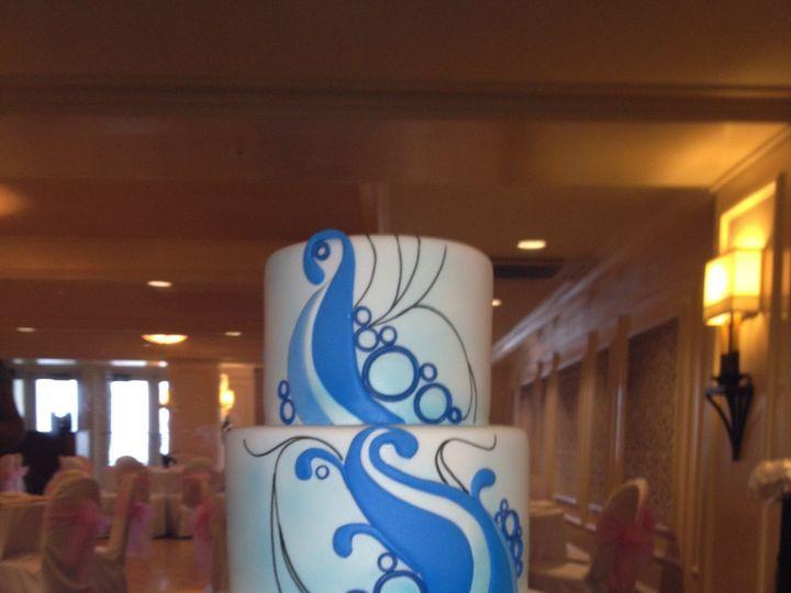 Tmx 1413952306703 Img3335 Vero Beach wedding cake