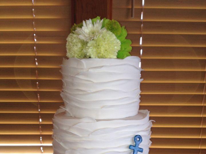 Tmx 1413953552751 Img3712 Vero Beach wedding cake