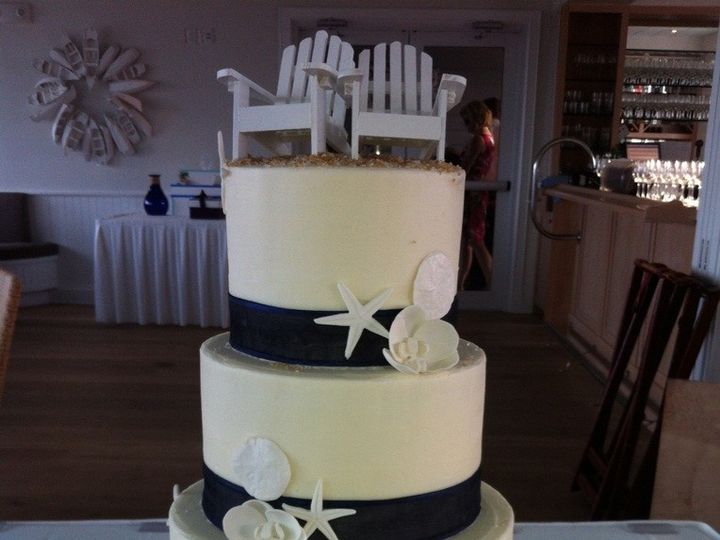 Tmx 1413953582592 Img3750 Vero Beach wedding cake