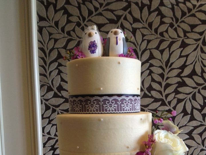 Tmx 1413953627612 Img4152 Vero Beach wedding cake