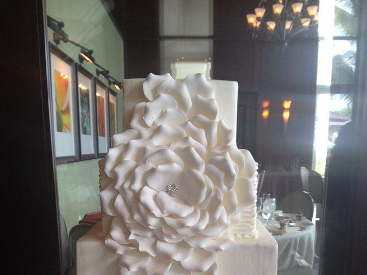 Tmx 1413953644604 Img4208 Vero Beach wedding cake