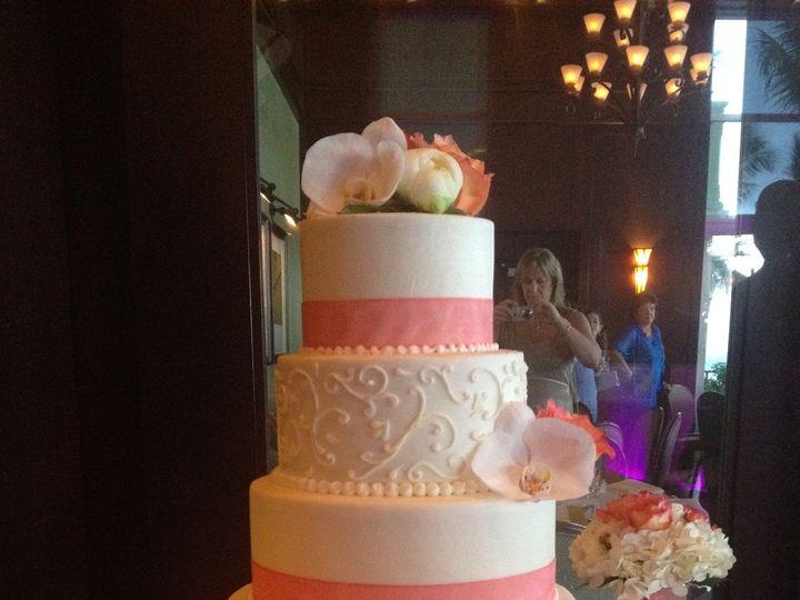 Tmx 1413953710012 Img4483 Vero Beach wedding cake