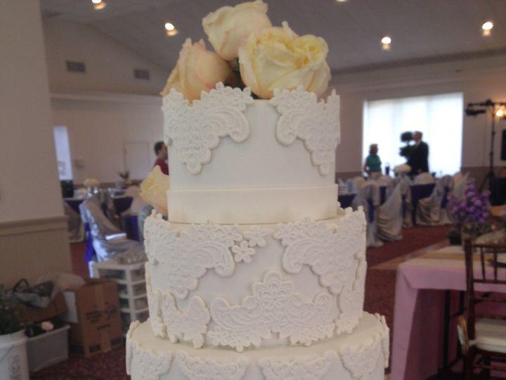 Tmx 1413953774872 Img4931 Vero Beach wedding cake