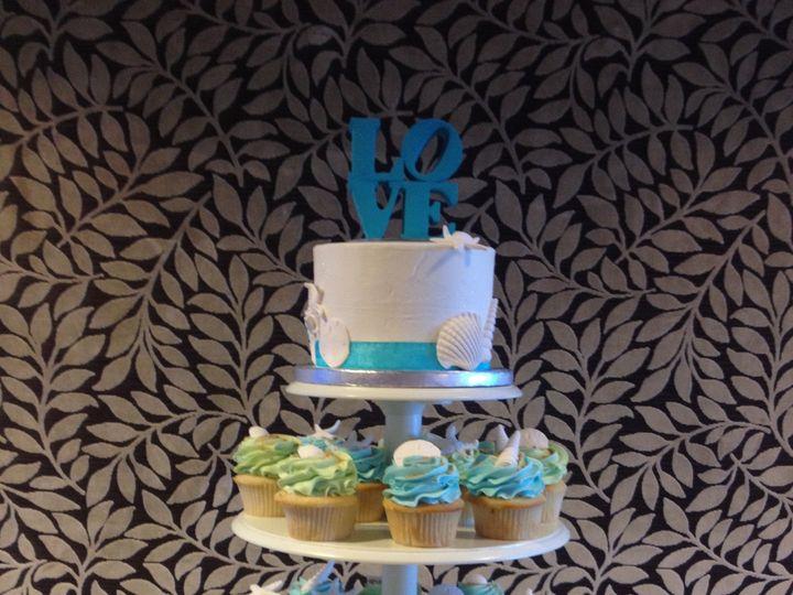 Tmx 1413953877543 Img5059 Vero Beach wedding cake