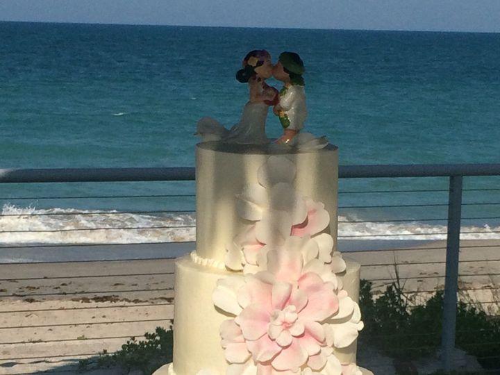 Tmx 1413953983849 Img5899 Vero Beach wedding cake