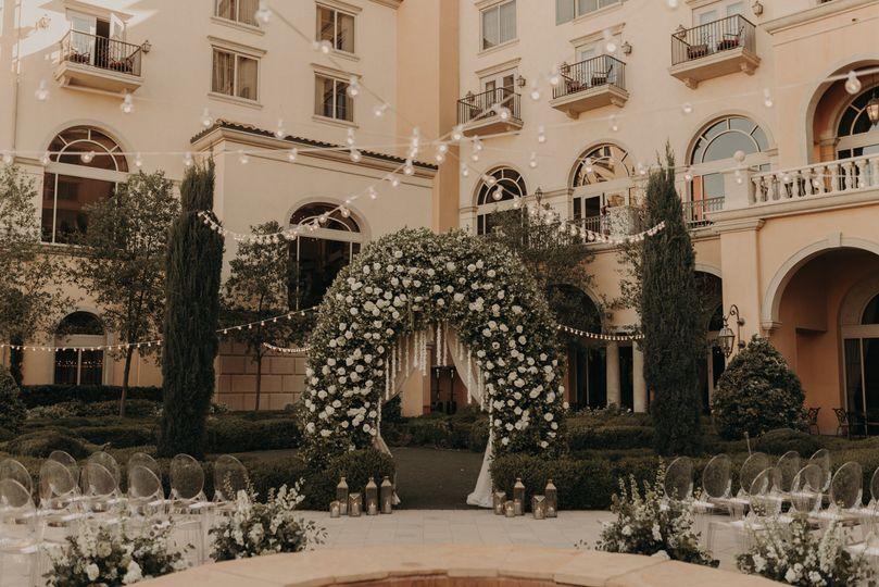 Florentine garden
