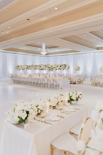 Salon ballroom