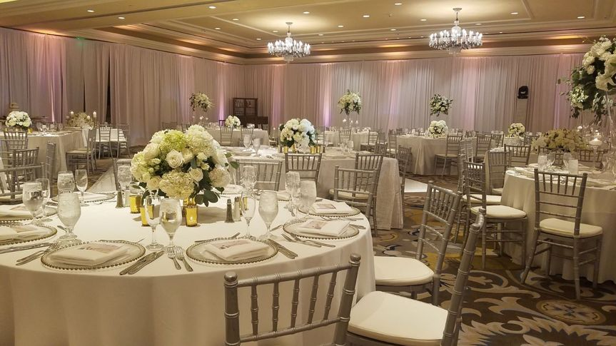 Monte Lago Ballroom Reception