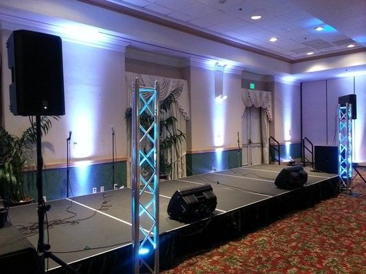 67517bd4464ce241 1433213562884 truss speaker set up in hotel 1