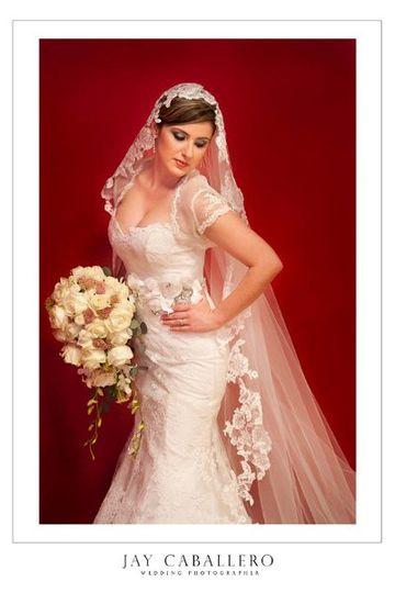 Beautiful bridal session