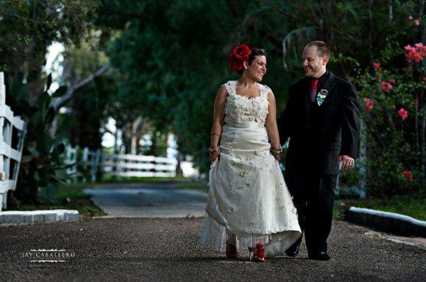Leigh Ann & Frank's wedding