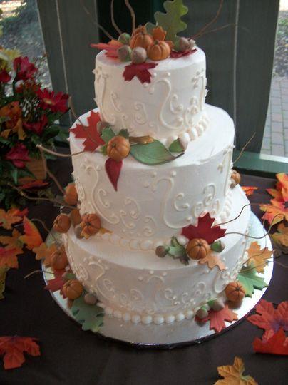 Desserts By Rita Wedding Cake Havre De Grace Md Weddingwire