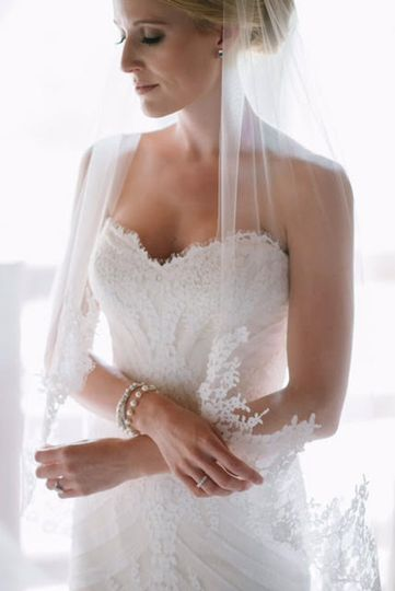 Custom Gowns and Veils