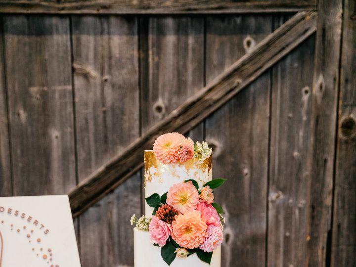 Tmx Bridalbrunchterrainatdevonyard 065 51 1066893 1572788051 Philadelphia, PA wedding cake
