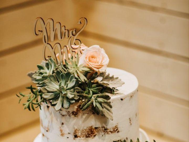 Tmx Philadelphia Wedding James Webb Photography Serena And Mike Details38 51 1066893 1572786776 Philadelphia, PA wedding cake