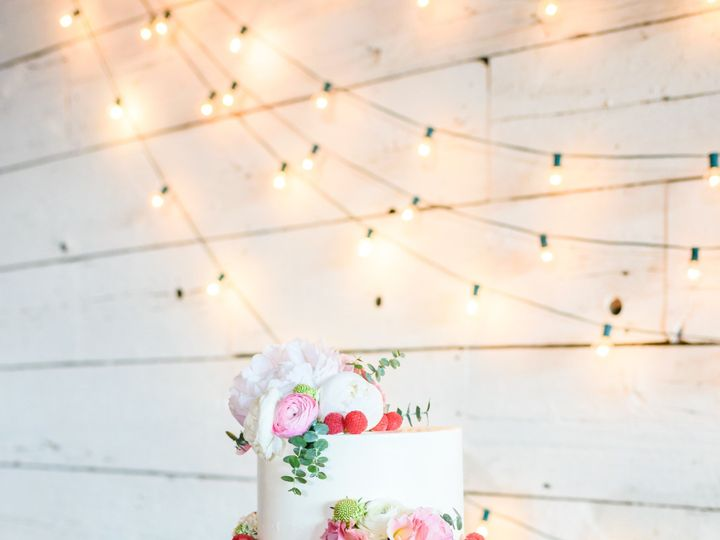 Tmx Reception Terrain Events Glen Mills Wedding Andrea Krout Photography 143 1 51 1066893 157601994190496 Philadelphia, PA wedding cake