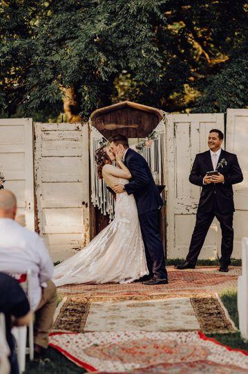 NOTUS Farmhouse Wedding