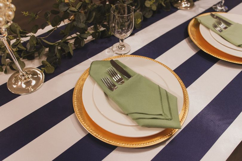 Linen and China