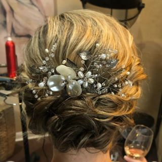 Short Hair Updo Magic!
