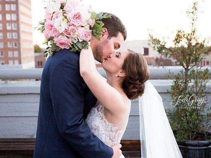 Tmx 1516303497 Ca8e9271b89b77b6 1493601128915 Careaux 6 Winston Salem, North Carolina wedding beauty