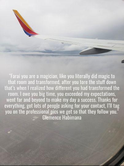 Client Review- Thousand Oaks