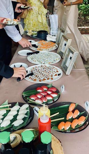 Sushi & nigiri