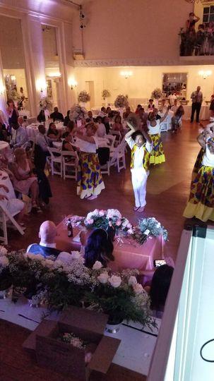 Johanna & Billy Wedding Venue