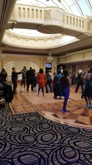 Non-Stop Dancing After Intro