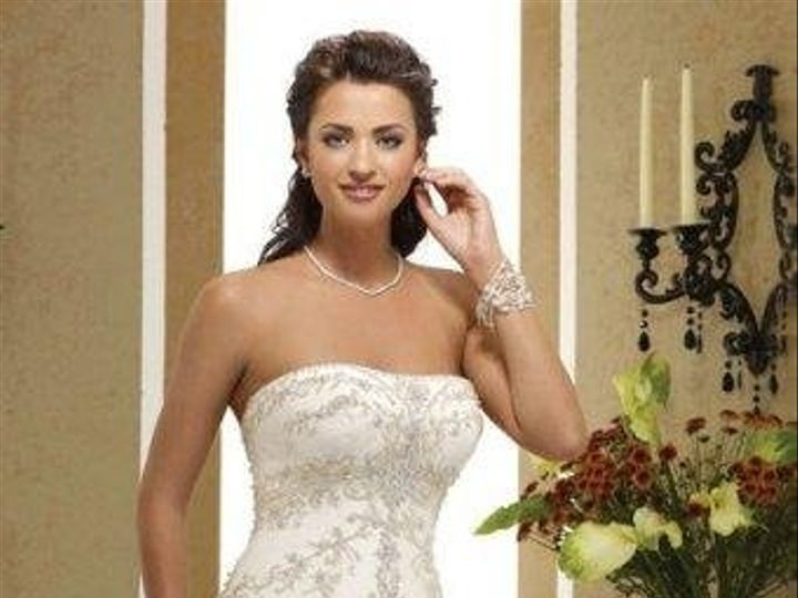 Tmx 1249144184263 Bride5 Williamstown wedding dress