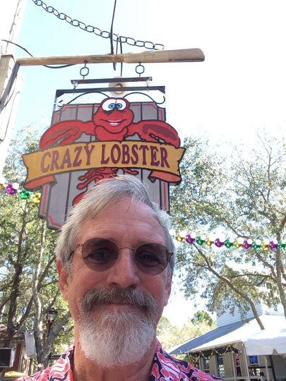 Crazy Lobster in Baytown Landing (Sandestin)