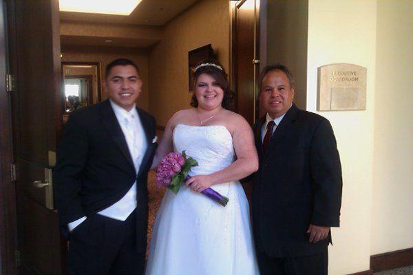 Leo, Danielle and Jose.