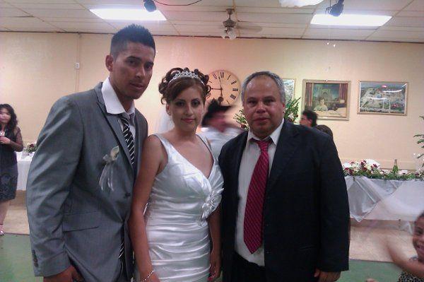 Juan Carlos, Angelina and Jose