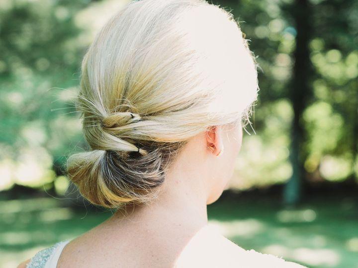 Tmx 1418766957482 C.demambro.back Of Moh Hair. Lauren. Michelle Lang Southington, Connecticut wedding beauty
