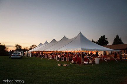 High Point has an extensive line of tent rental options and is sure to have something to accommodate...