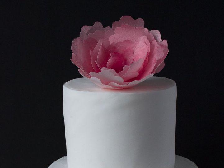 Tmx Gold Painted Cake 1 51 702993 160866732518089 Rockville Centre, NY wedding cake