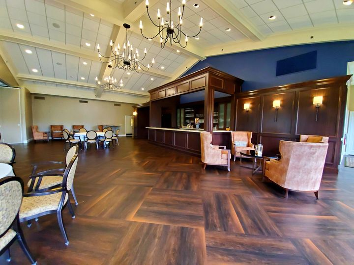 Rosewood Ballroom Bar