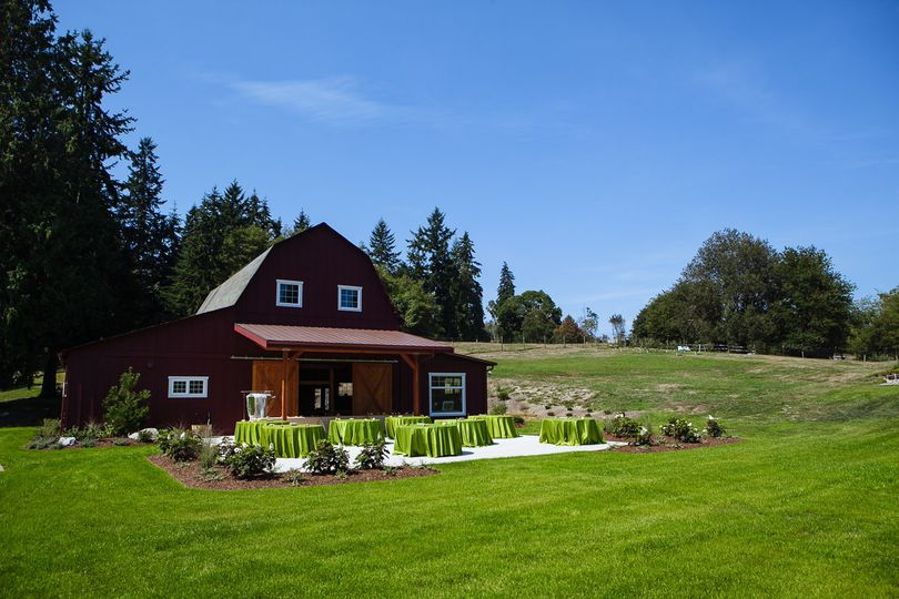 Exterior view of Dancing Fish Vineyards
