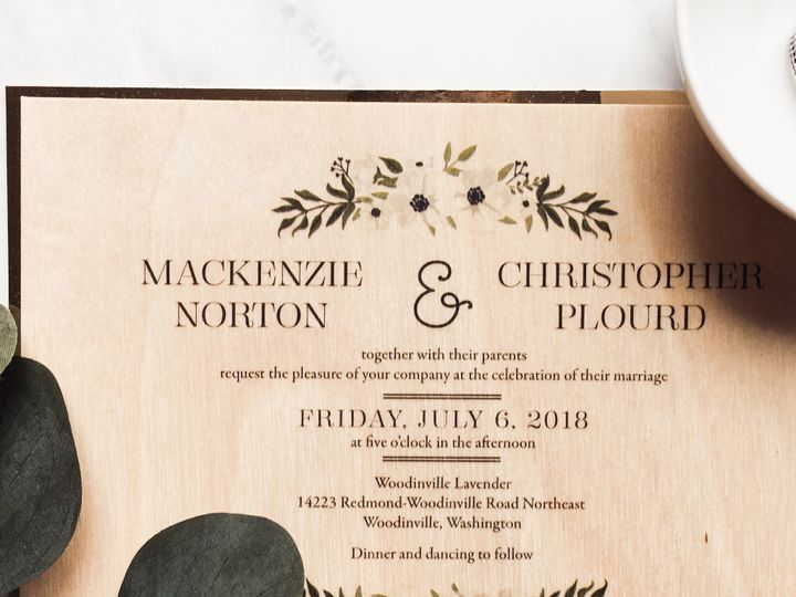 Tmx Fd7b6883 2d31 4579 A7c0 C44d54d14380 51 33993 1559343318 Kirkland, WA wedding invitation