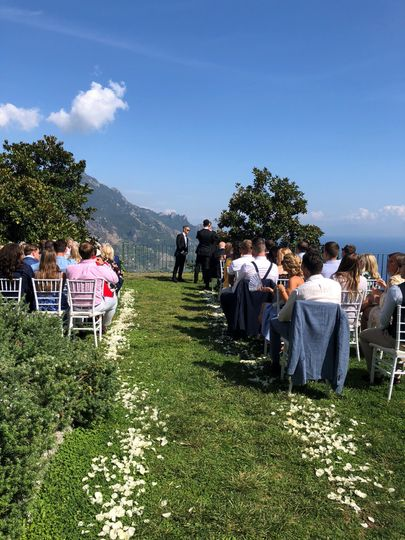 Civil Ceremony Ravello