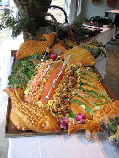 bread fish