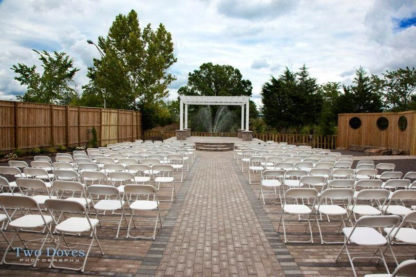 The wedding garden venue carbondale il weddingwire - The wedding garden carbondale il ...