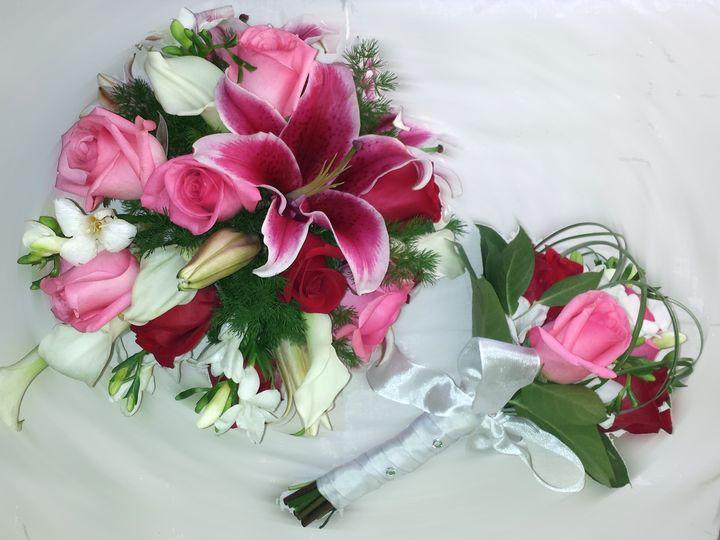 Tmx 1516386095 19cd93ea83ef1d3a 1516386093 35b4e5b6bcd21c8c 1516386087754 6 BOUQ1 Winter Park, Florida wedding florist