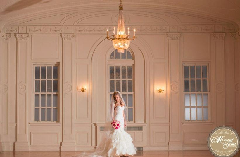 The Windsor Hotel Bride