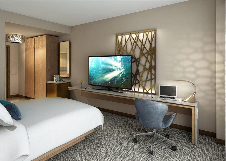 Venue room