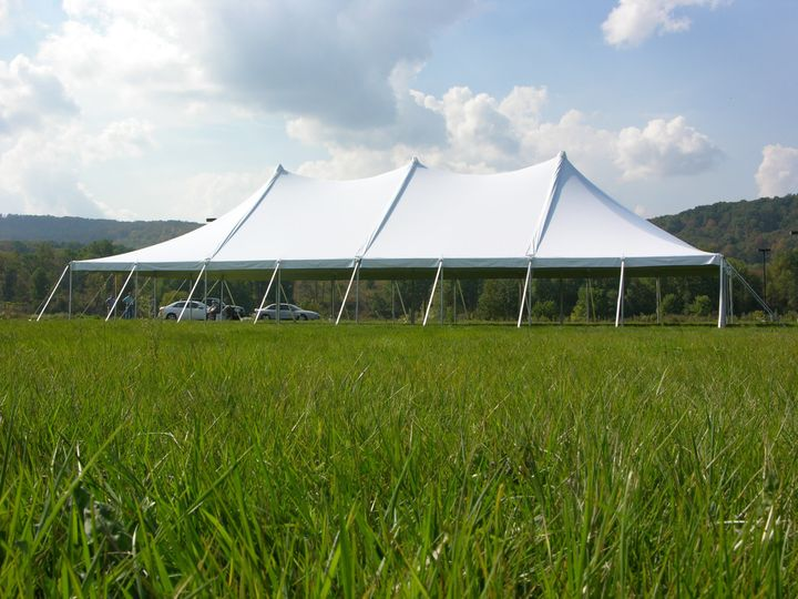Wedding Reception - Tension Tent