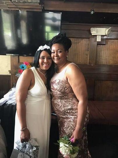 David's bridal and belk