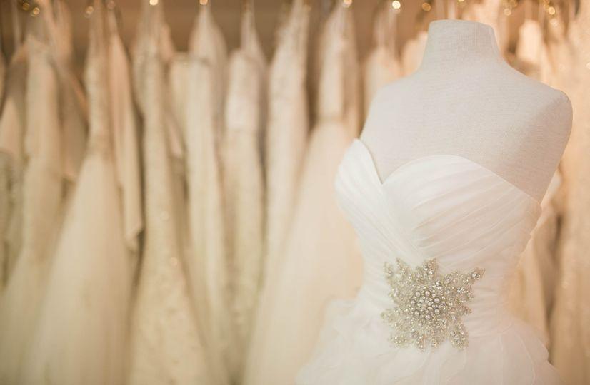 Chantilly Lace - Dress & Attire - Blacksburg, VA - WeddingWire