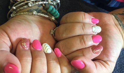La Fleur Nails By Linda 1