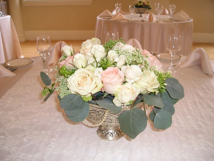 Tmx 1426188321658 White Wedding 003 Ipswich, Massachusetts wedding florist